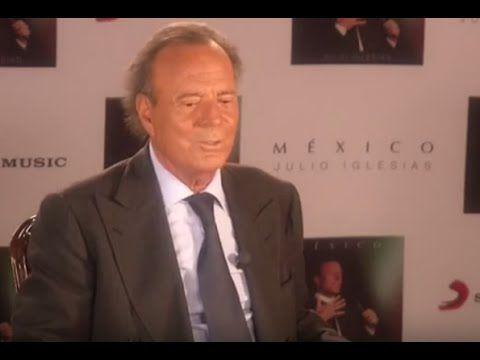 Ritmo Social de Listín Diario entrevista a Julio Iglesias en México