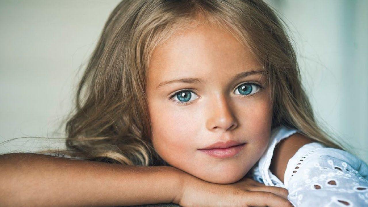 «La niña más bonita del mundo»