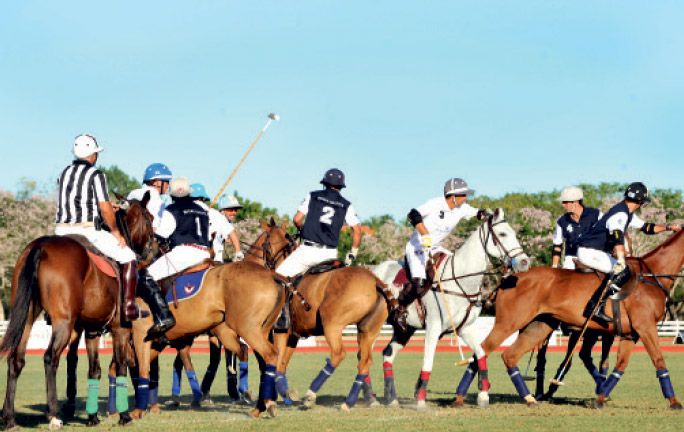 Royal Salute Charity Polo Cup Polo Challenge 2016