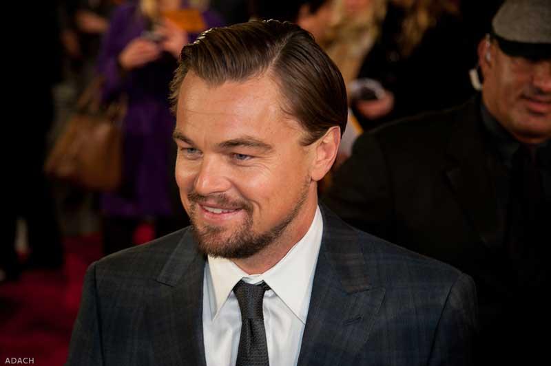Todos Felices por Leonardo DiCaprio