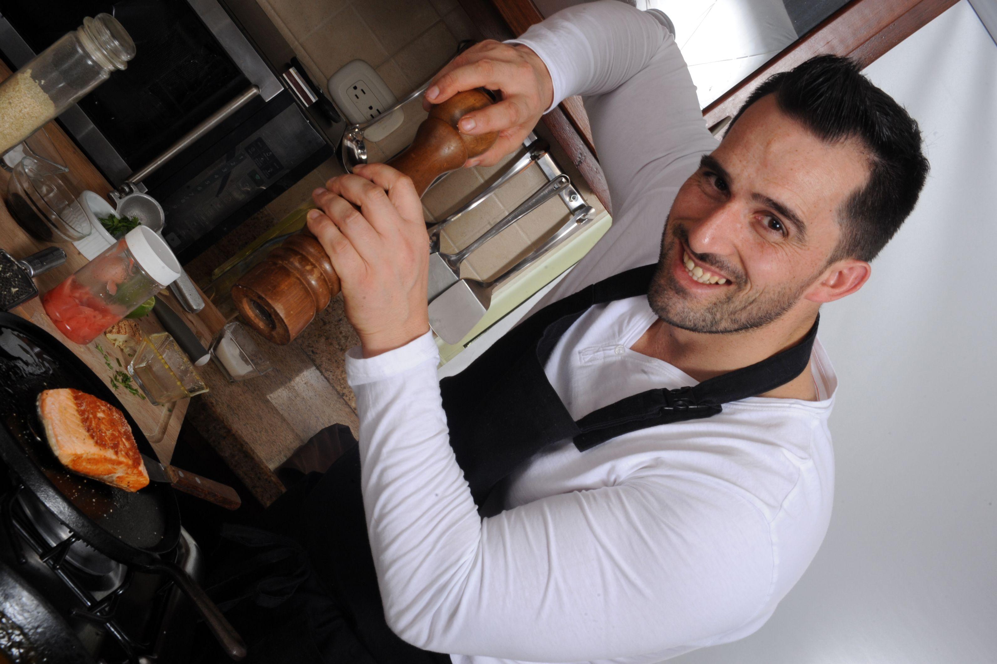 Joel Marqués: El ingrediente secreto de sus recetas son las infinitas tazas de pasión por el servicio