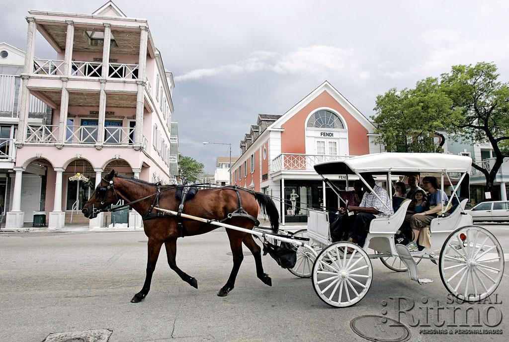 Una mezcla entre lo antiguo y lo moderno Nassau, Bahamas