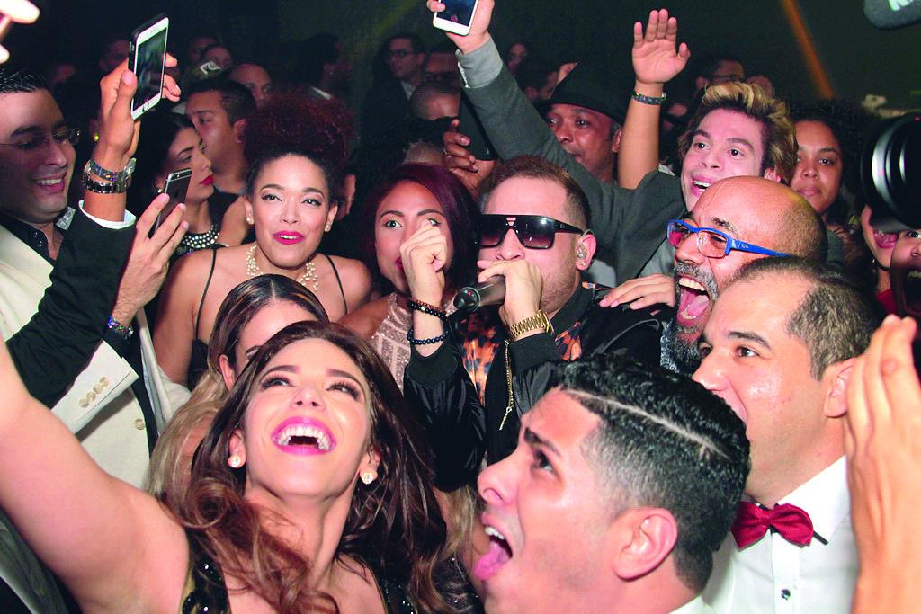 Claro Glam Party: Galería de Fotos