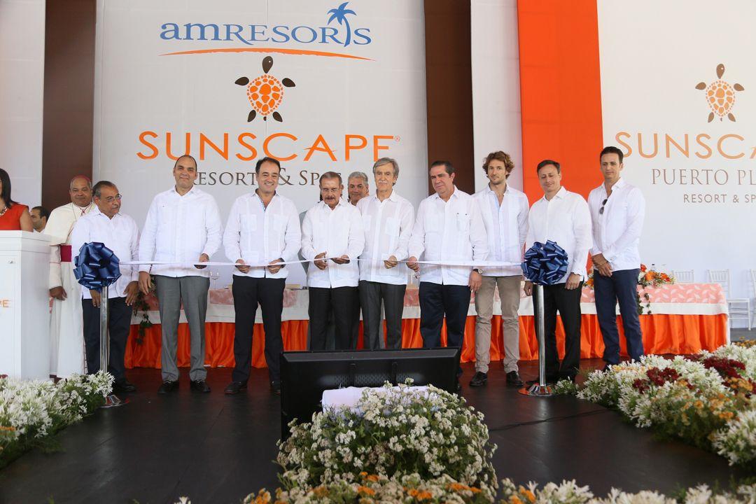 Inauguran Hotel  Sunscape en Puerto Plata