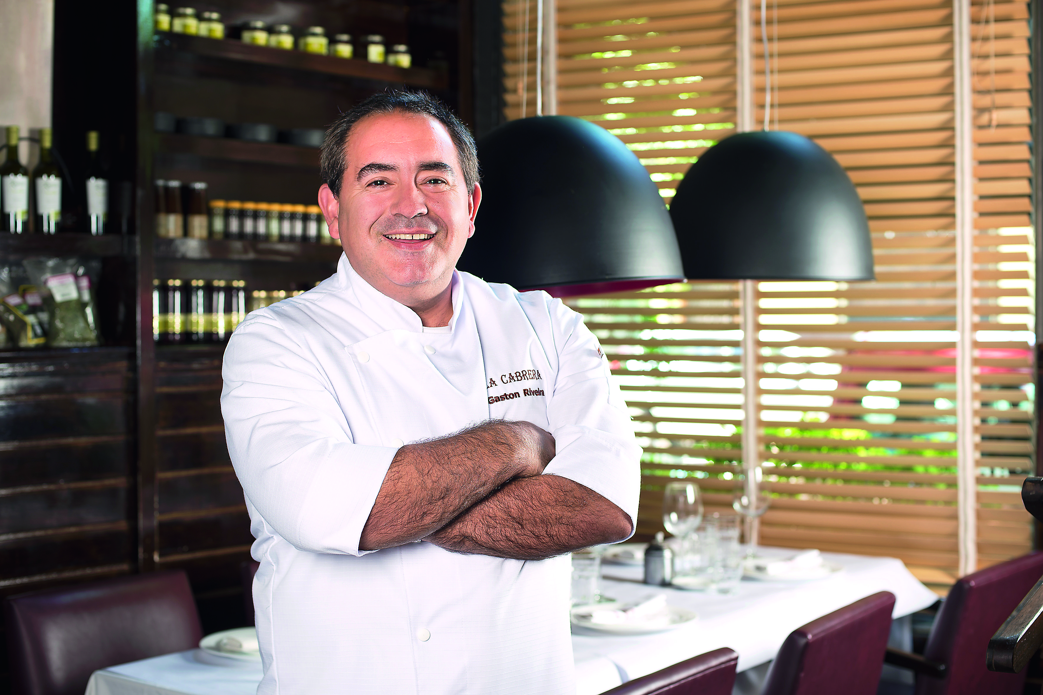 Gastón Riveira: Amor por la cocina, pasión por la parrilla
