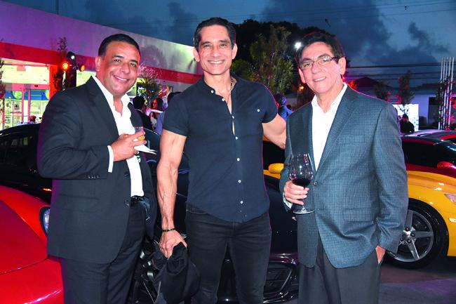 Alexis Medina , Raymond Unpierre , Diogenes Rodriguez