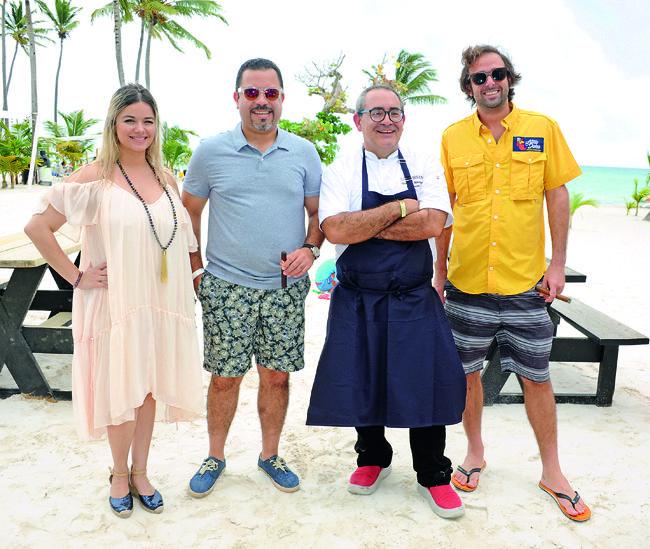 Aromas y sabores en el Punta Cana Food & Wine Festival