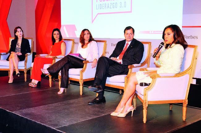 Forbes dominicana celebra foro de liderazgo