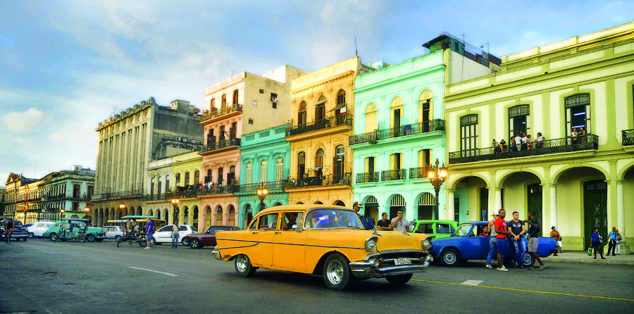 Mil lugares a donde ir: La Habana
