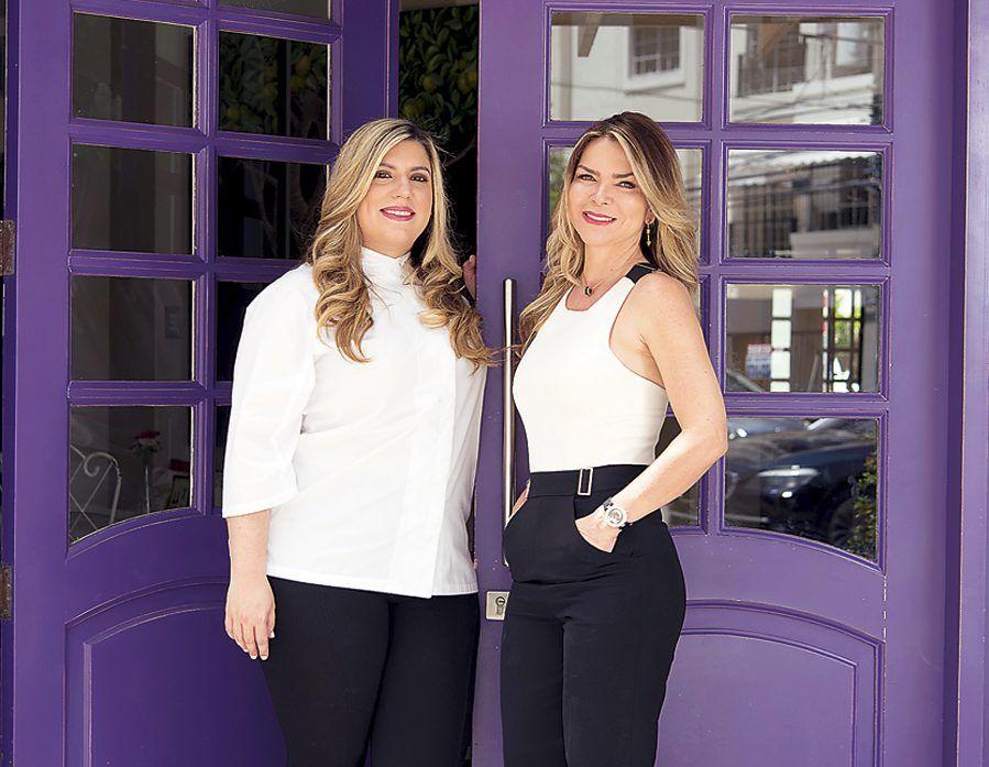 Combinación Perfecta: María Gabriela Antón y Francia García