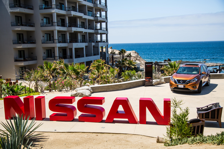 Nissan Murano es lanzada en Cabo San Lucas
