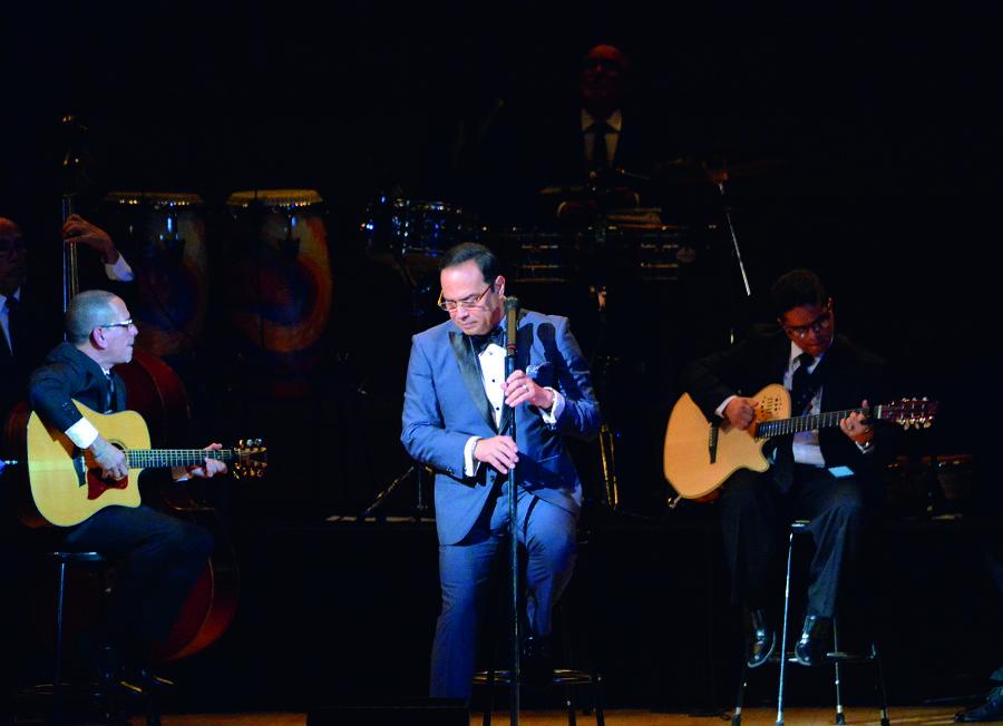 20160603. Carnegie Hall New York. Concierto The man and his Music II. Gilberto SantaRosa. foto José Rodríguez©