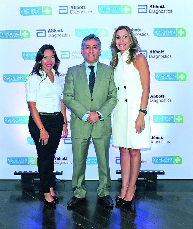 Sonimar Natera, Christian Leyba Ayala y María Isabel de Bonetti