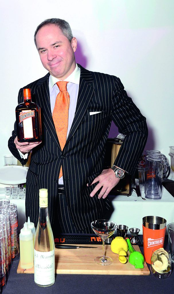 NEW YORK, NY - SEPTEMBER 24: Brian Van Flandern attends the Gotham Magazine and Cointreau host the search for the Cointreau Ambassador of Libations Cannes 2013 at WIP on September 24, 2012 in New York City. (Photo by Eugene Gologursky/Getty Images for Gotham Magazine)