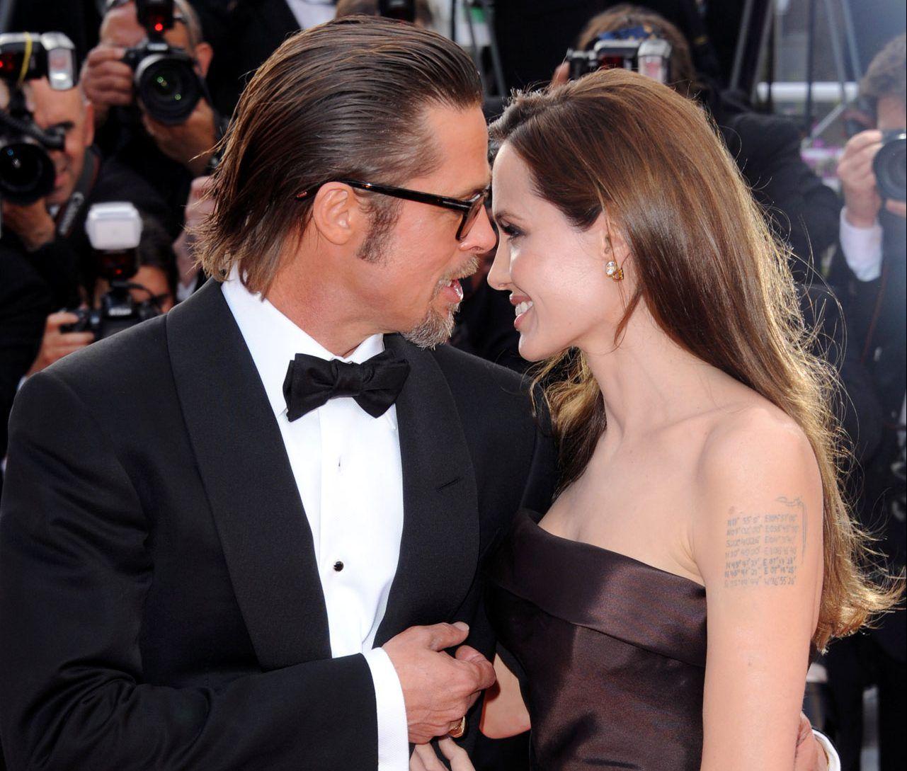 Brad y Angelina: La «power couple» se separa