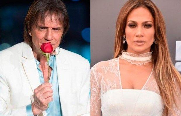 Roberto Carlos a dúo con Jennifer López