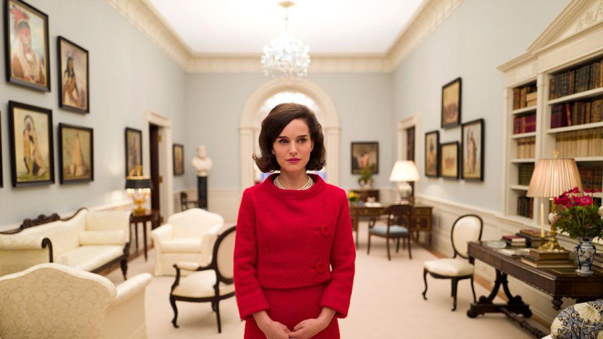 Estrenan película sobre Jackie Kennedy