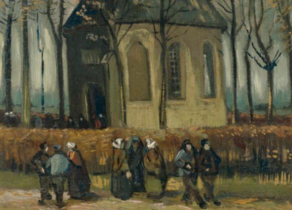 Recuperan obras robadas de Van Gogh