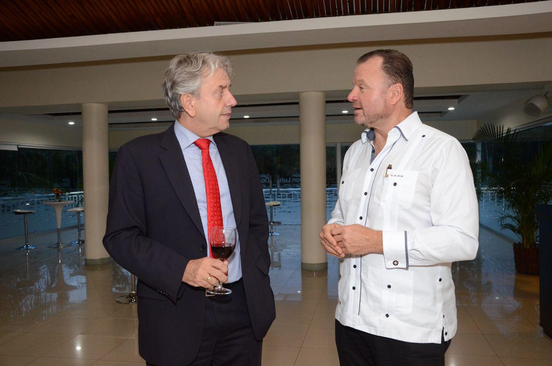 Cámara Holandesa presenta nuevo Embajador del Reino Países Bajos en RD