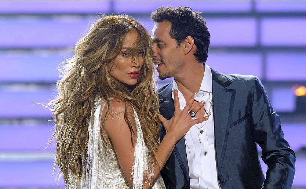 Marc Anthony y Jennifer López: juntos a pesar de todo