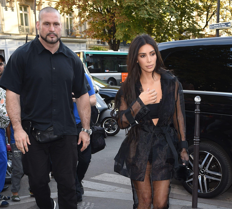 Kim Kardashian-West sufre robo a mano armada en Paris