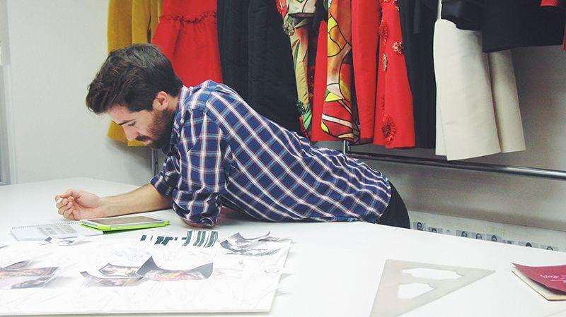 Juan Vidal: La estrella más joven de la moda española