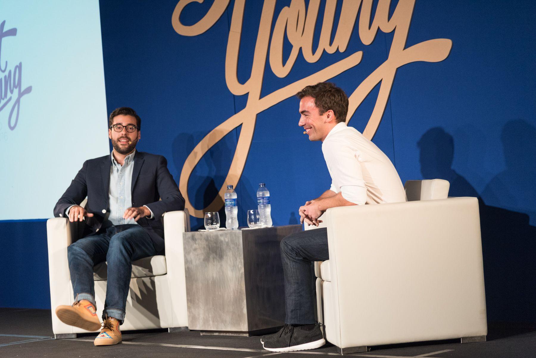 Start Young 2016 inspiró cientos de jóvenes