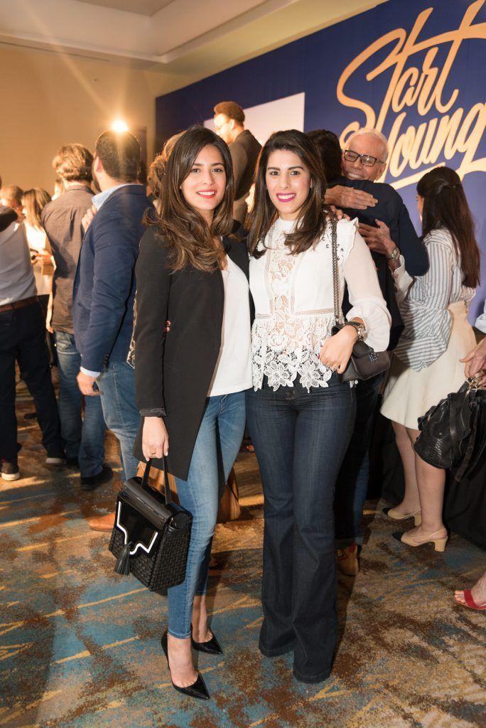 María Alejandra de Moya y Sarah de Moya
