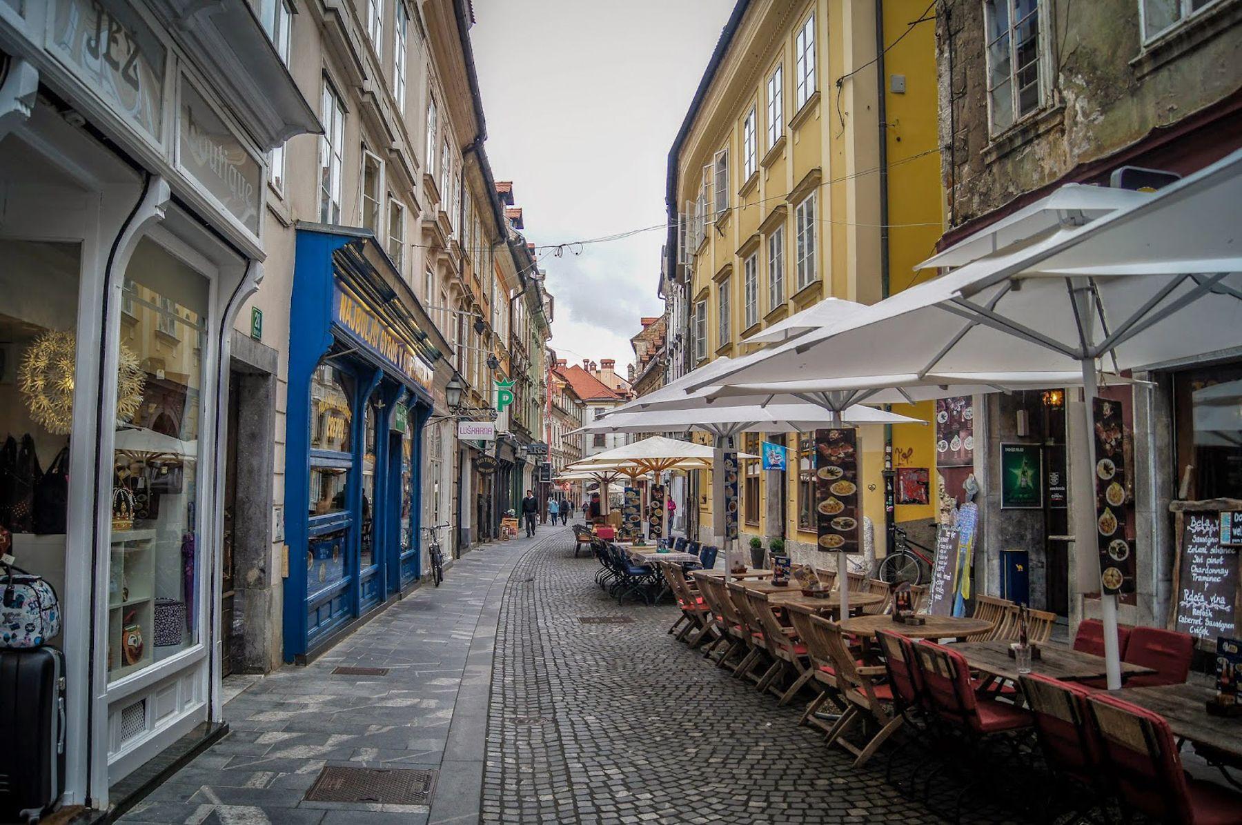 Eslovenia: Un lugar de cuentos de hadas