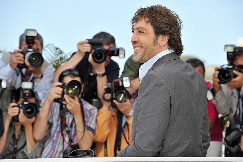 Javier Bardem at the photo call for ?Biutiful? during the 63rd Cannes International Film Festival. (Photo by Stephane Reix/For Picture/Corbis via Getty Images)