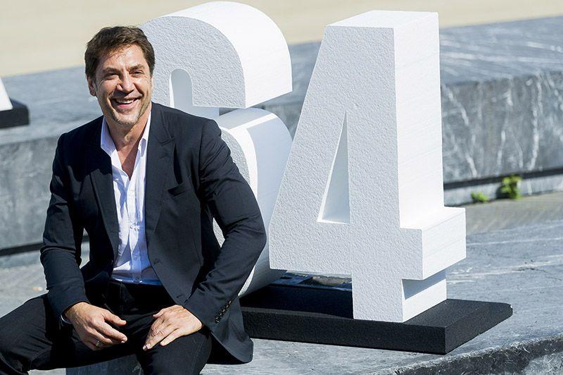 SAN SEBASTIAN, SPAIN - SEPTEMBER 20: Javier Bardem attends 'Bigas X Bigas' photocall during 64th San Sebastian Film Festival on September 20, 2016 in San Sebastian, Spain. (Photo by Juan Naharro Gimenez/WireImage)