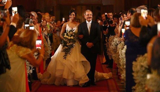 Celebración nupcial de Vanessa Medina y Martín González