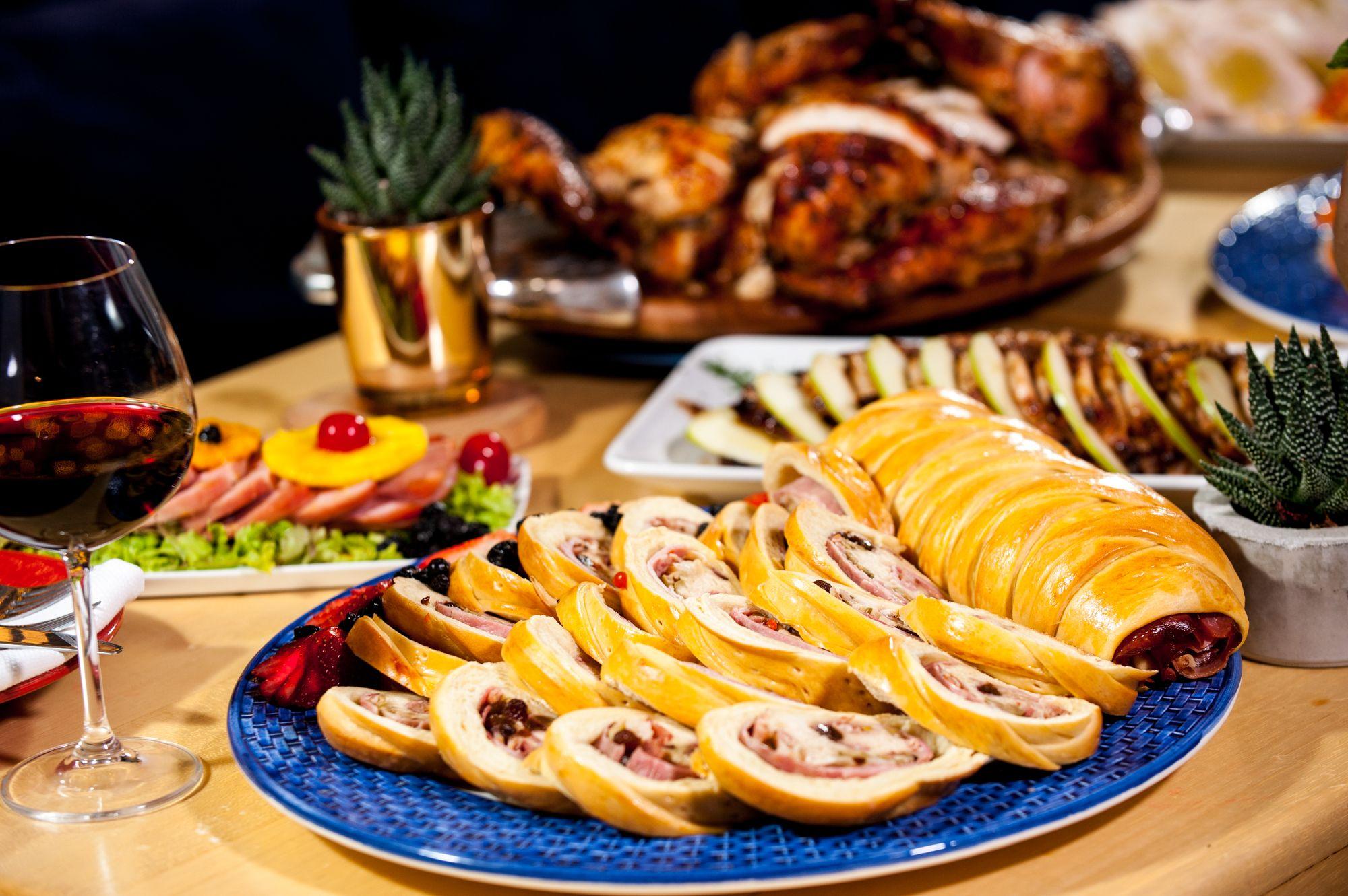 Conoce la receta del Pan de Jamón más exquisito de Santiago