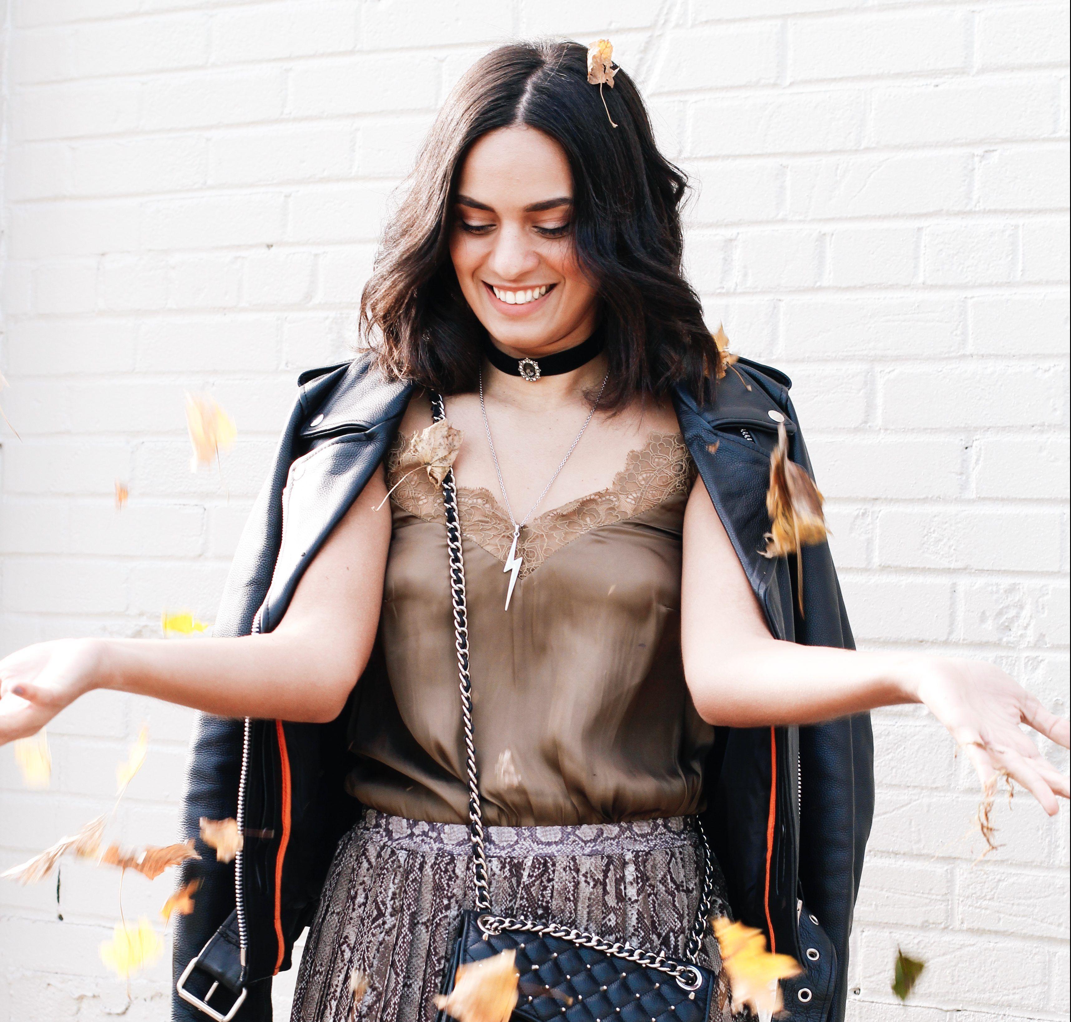 P.S. It's Fancy. A Blogger Takes Over: Chelsea Henriquez