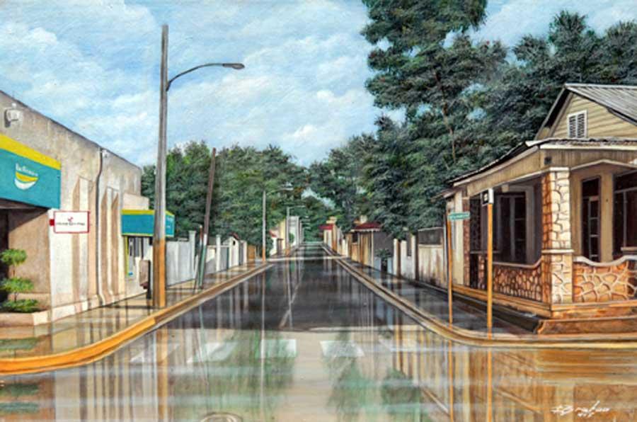 Luis Bretón presenta el Mundo Real a través del Arte