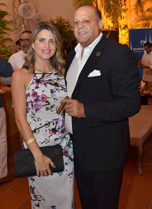 Monika Kelner de Reyes y Augusto Reyes