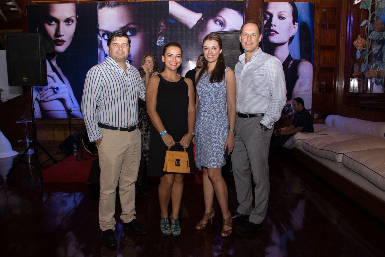 Celebran Gala Benéfica Cartier