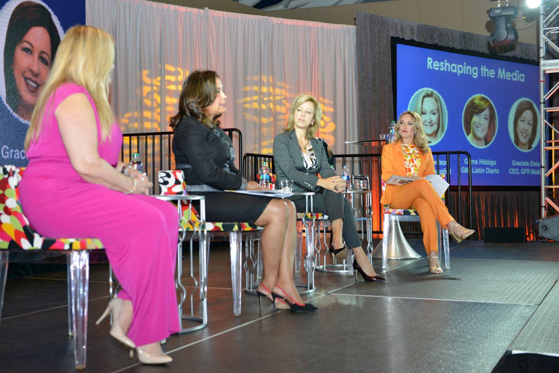 Mujeres Directivas De Medios Se Destacan En Conferencia Women Who Lead