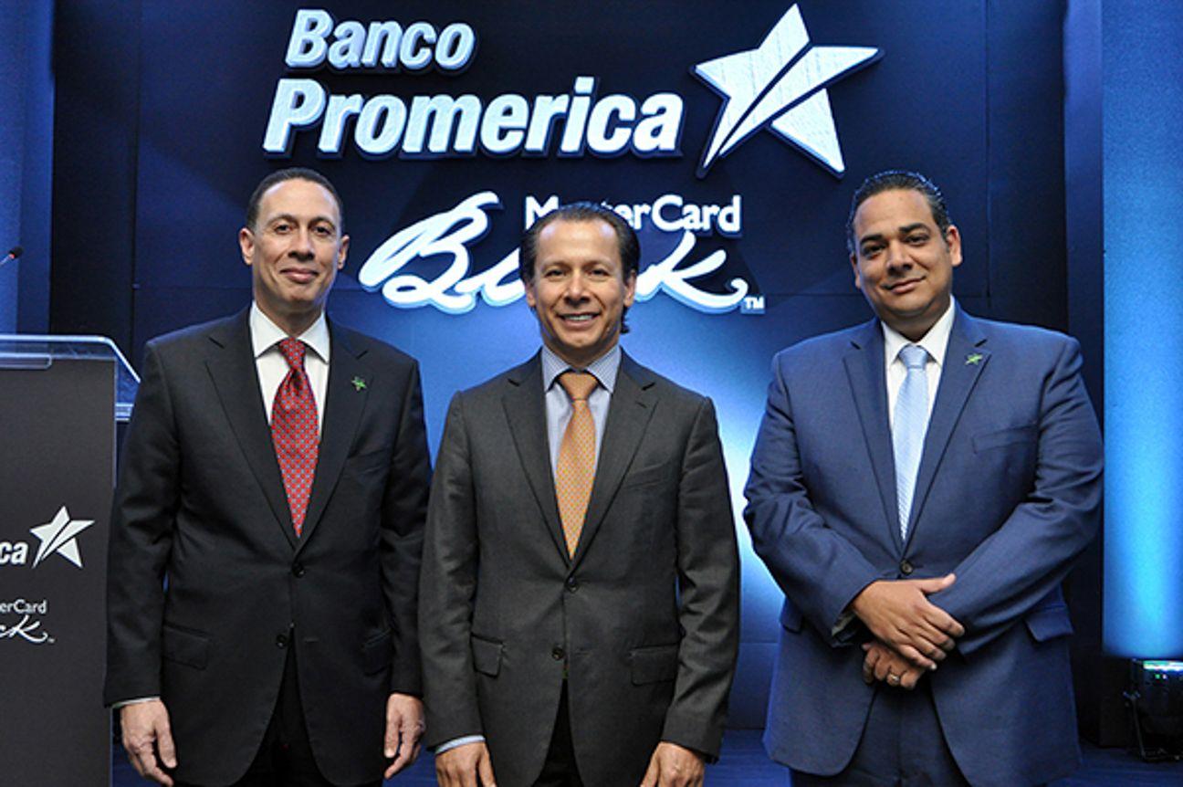 Banco PromErica presenta tarjeta