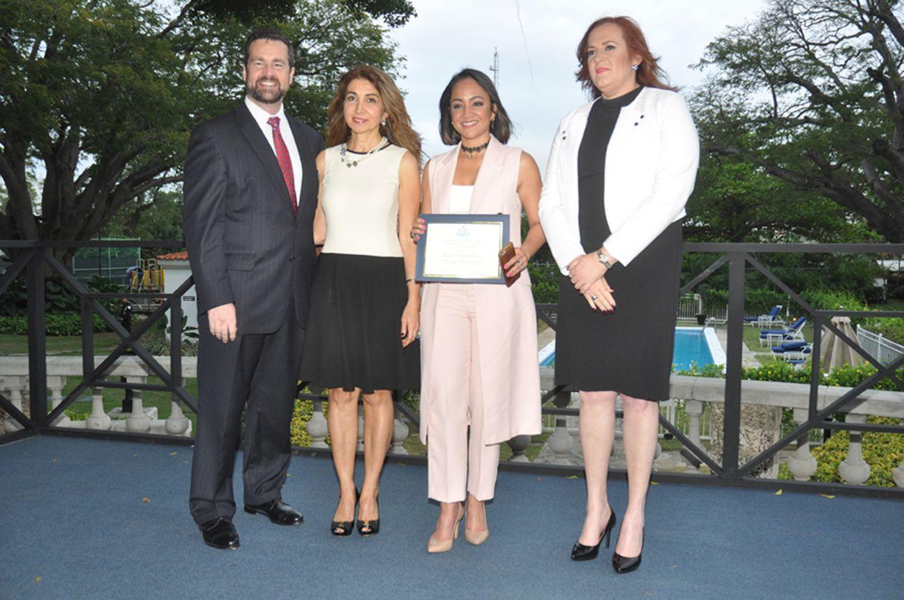 Embajada de Estados Unidos celebra Día Internacional de la Mujer