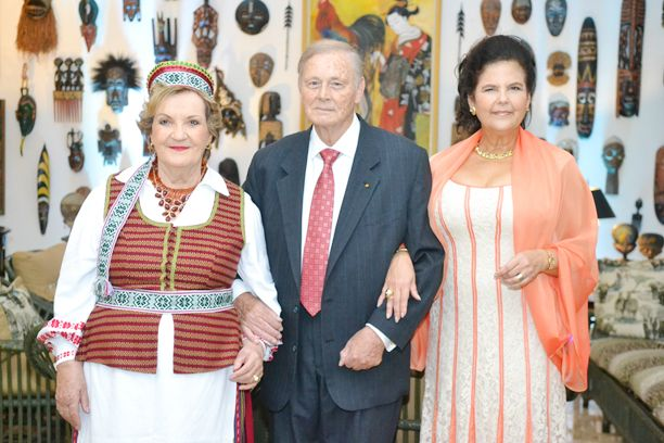 Celebran  Día de la Independencia Lituana