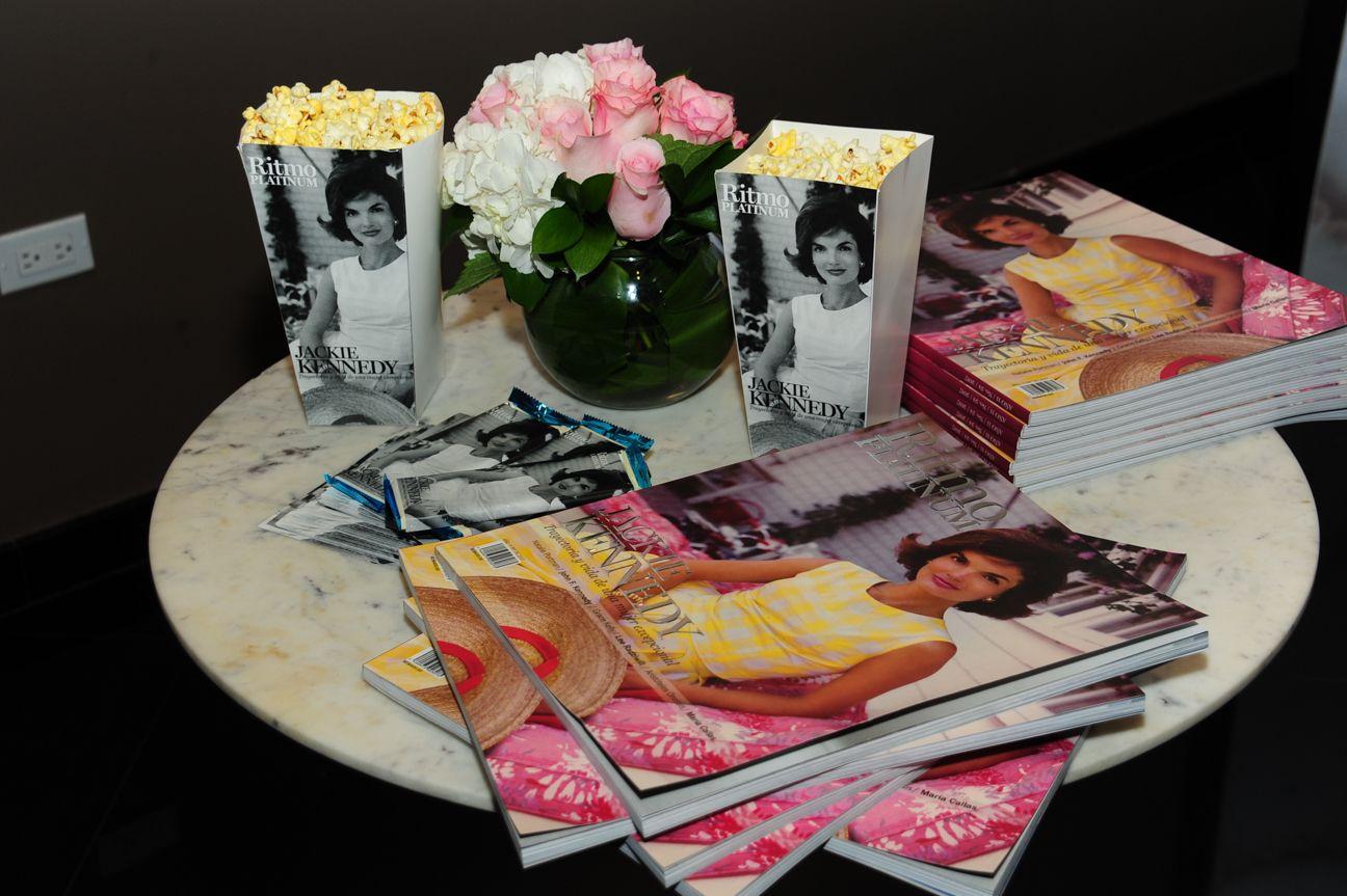 """La vida de Jackie Kennedy, de principio a fin, en la nueva  Ritmo Platinum presentada durante el estreno de """"Jackie"""""""