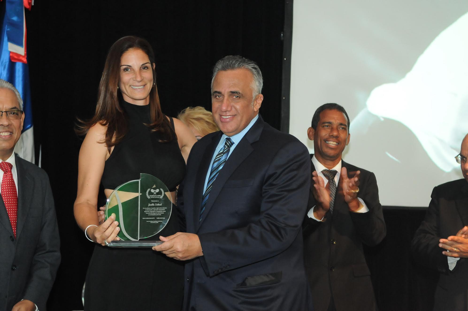 Gala De Premiación Del Tenis Dominicano
