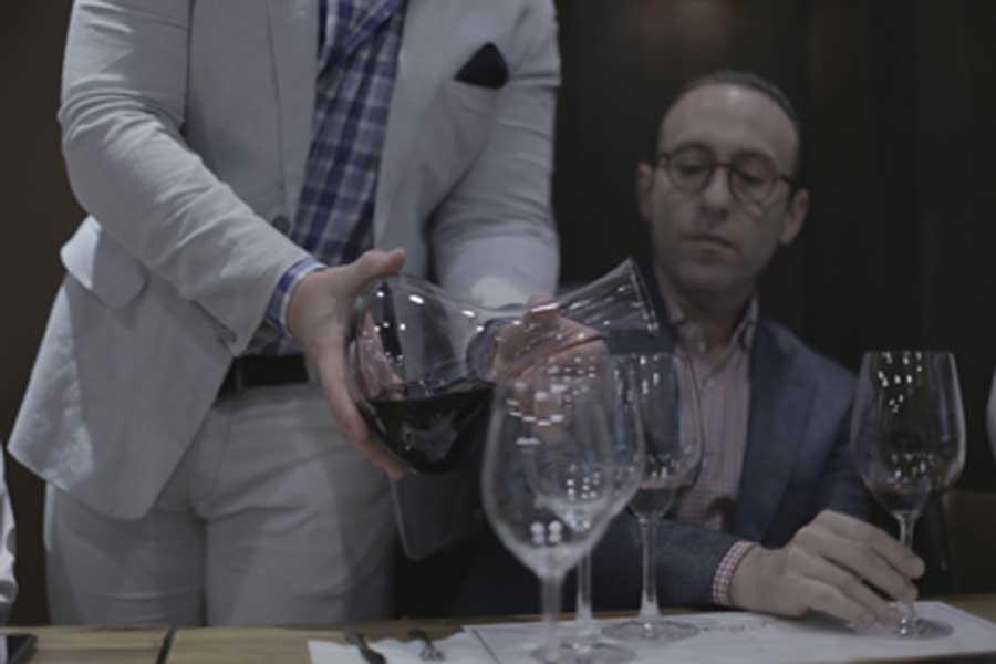 El Catador y la familia Mondavi comparten su pasión por el vino