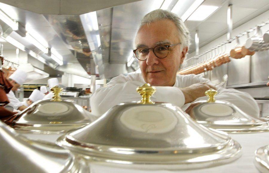 Chef Alain Ducasse: Un francés para el mundo