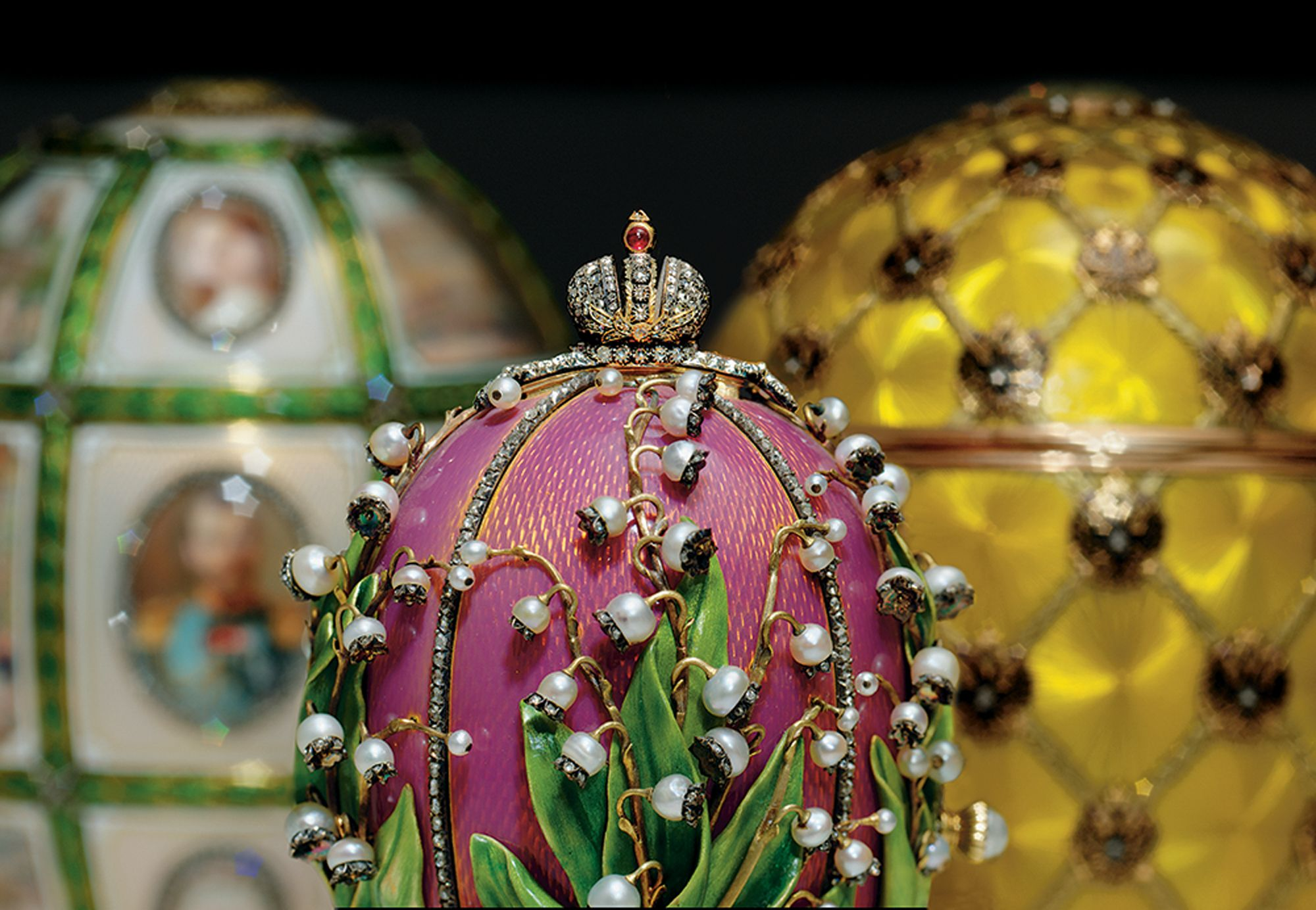 Huevos de Fabergé: El secreto mejor guardado de los zares