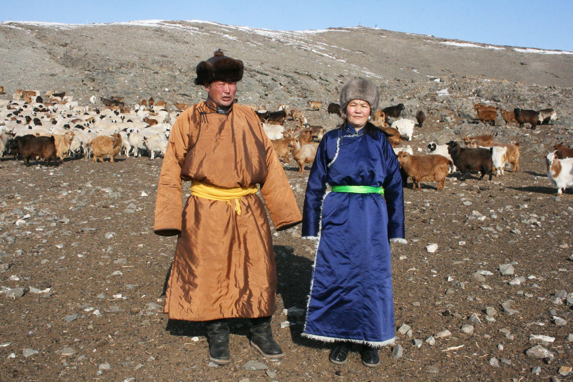 Mongolia: Donde la naturaleza aún es la reina