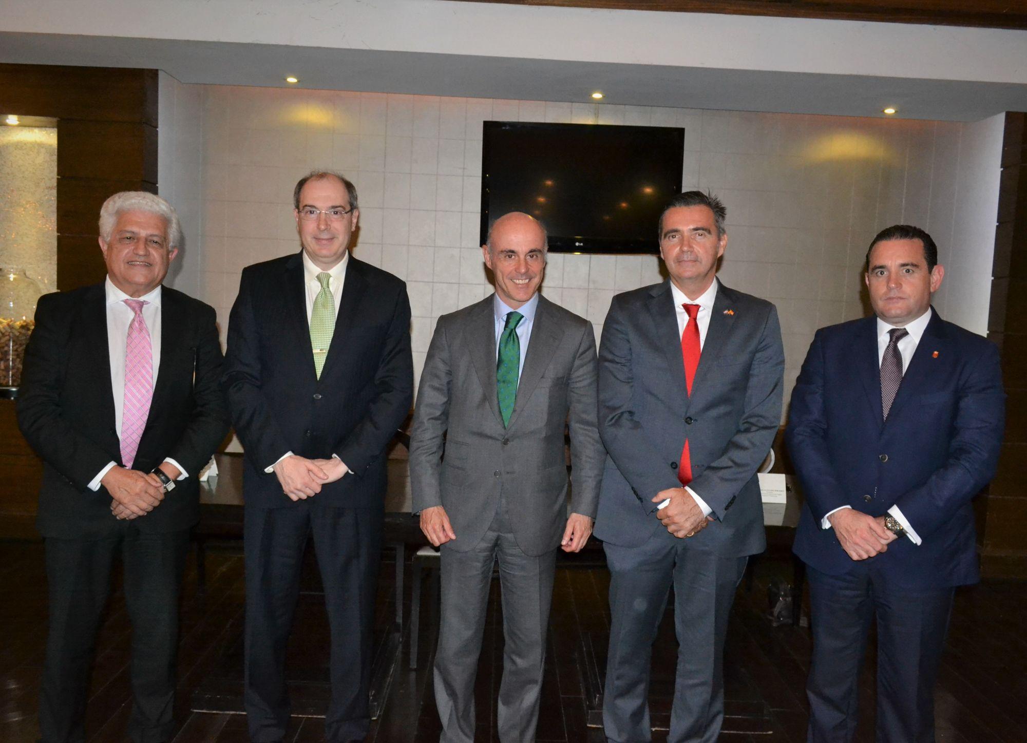 La Cámara Española celebra su anual asamblea general ordinaria y juramenta nueva directiva