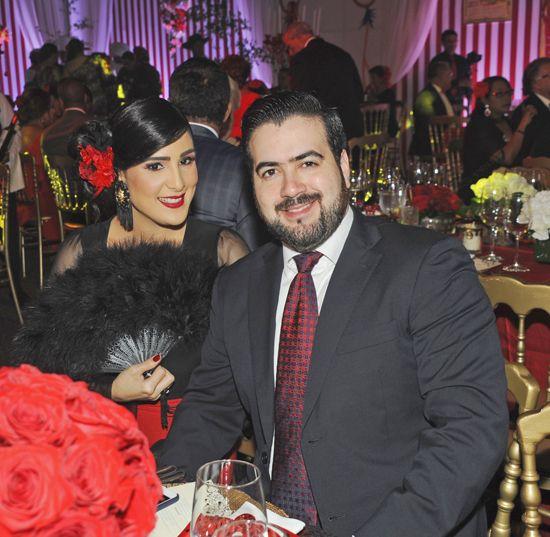 Fiesta de aniversario de Eva al estilo de flamenco
