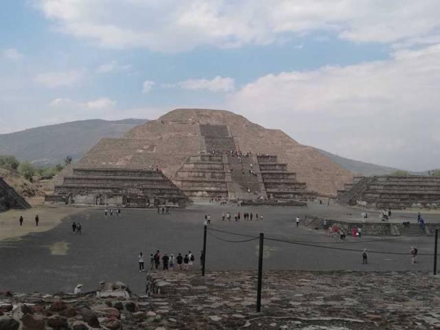 Teotihuacán, México: Ciudad de dioses